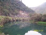 美景:秋水不染尘的三湾水库