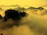 武夷山看云海