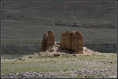 8月21日 拉藏乡—萨嘎县城
