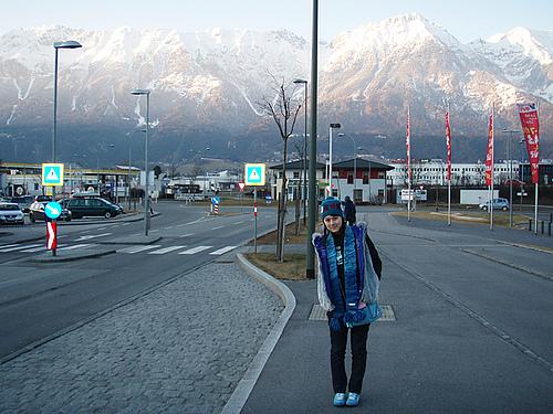土豆欧洲行之奥地利--Innsbruck