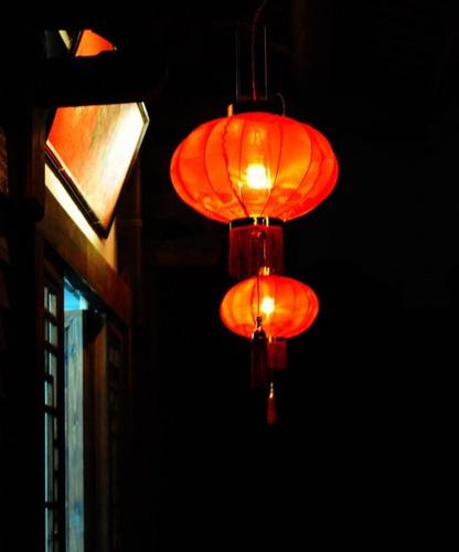 南后街元宵灯会
