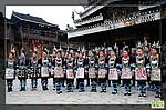 漂移在贵州-360度黄果树和黔东南春节6日