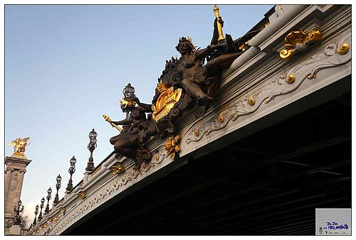歐洲之旅(3)---塞納河兩岸