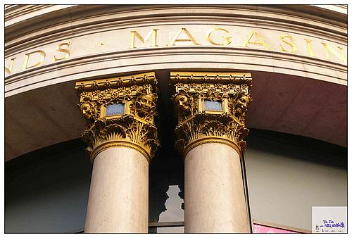 歐洲之旅(4)---藝術氣息滿溢巴黎街頭