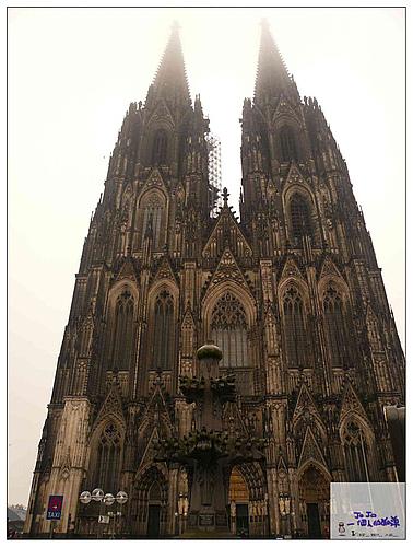 歐洲之旅(7)---從科隆到美麗的盧森堡