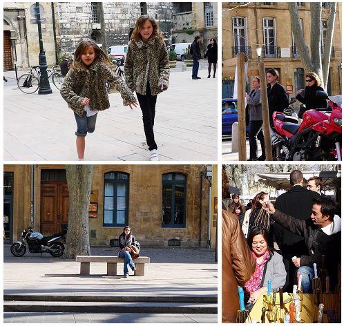 Aix en Provence,最法式的情怀