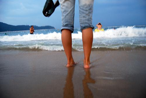 和你一起去看海