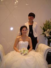 体验韩国婚礼式