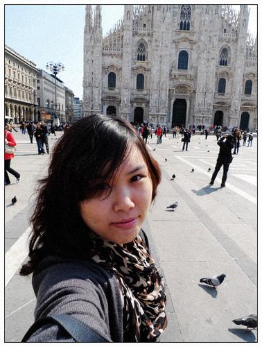 米兰,Duomo的惊艳;翡冷翠一夜