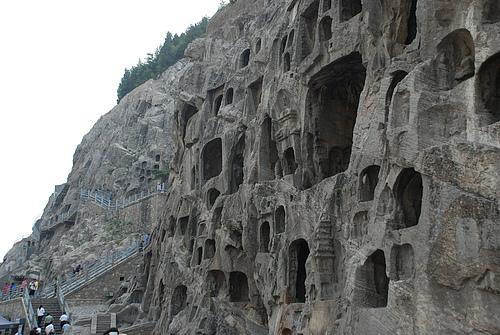 我国的三大石刻艺术宝库之一:龙门石窟