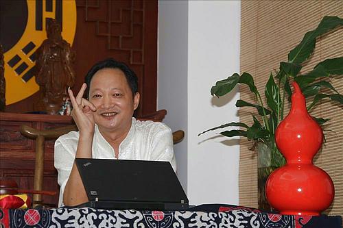 上海鲁商会举办苏柏逞易学公益讲座