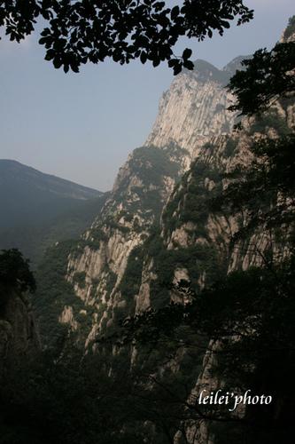 萨尔——少室山