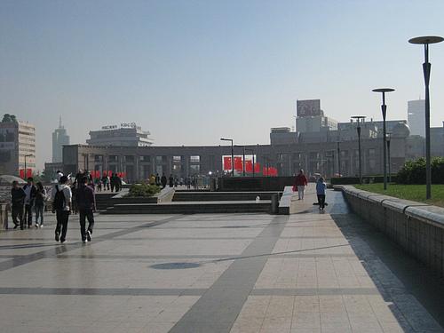 济南站—趵突泉