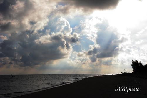 萨尔——涠洲岛之贝壳海滩