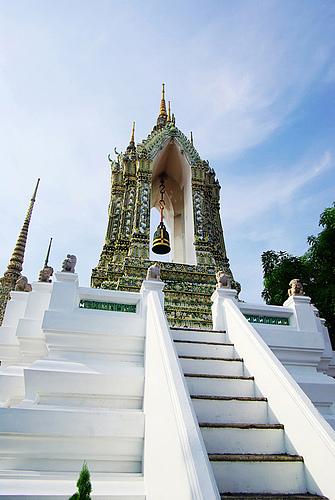 天使之城曼谷❤卧佛寺&黎明寺