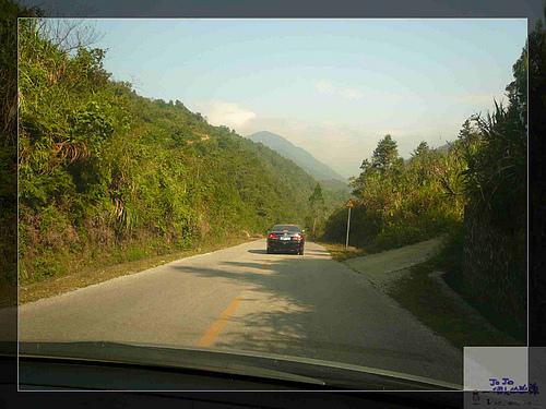 廣西之旅(5)---呼吸大氧吧遊姑婆山
