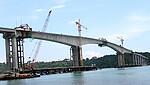 柬埔寨西哈努克港科普奥斯跨海大桥