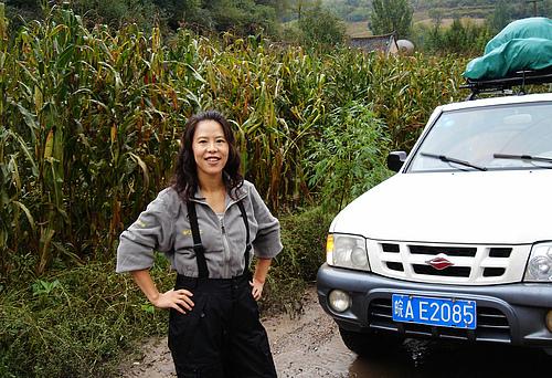 猪猪永远在路上----08年的额济纳(一)