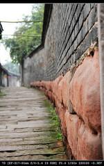 李庄巷子路