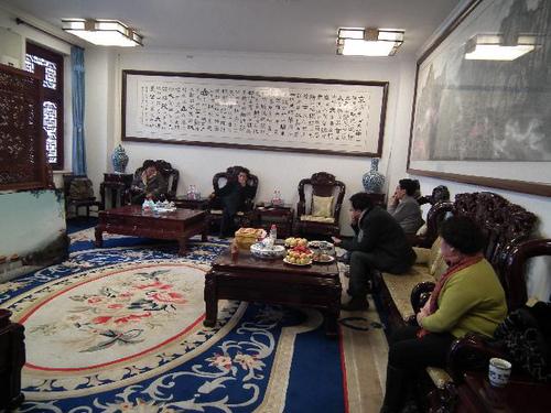 北京理工附小单灵丰:生活富裕的挂甲峪新村