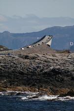 挪威鲁姆斯达尔斯多塞海峡大桥