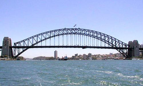 澳大利亚新南威尔士悉尼港湾大桥