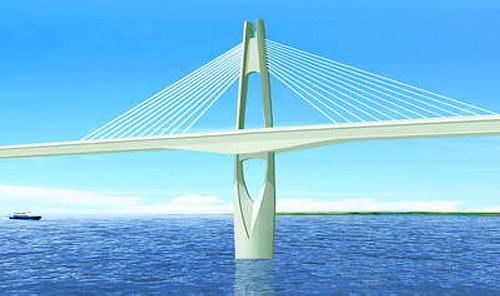台湾金门跨海大桥