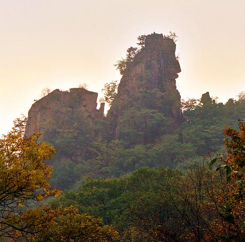 丹东天桥沟森林公园