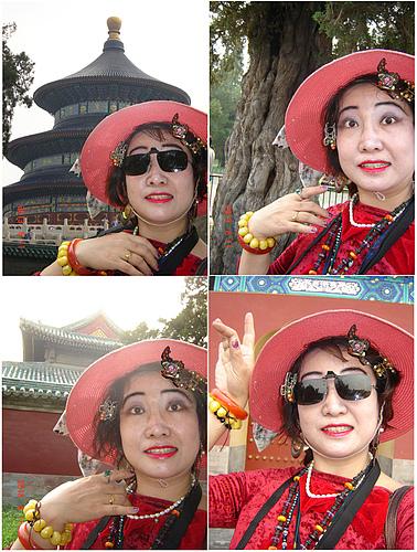 我的绚烂摄人心魄缱绻美不胜收的北京市天坛公园旅游
