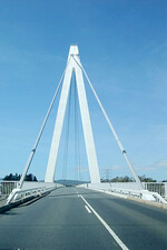 澳大利亚塔斯马尼亚州巴特曼大桥