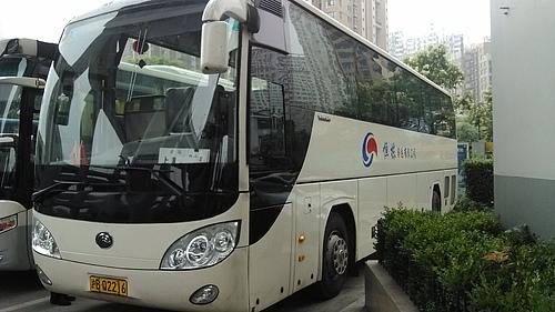 舟山到上海旅游大巴<单程车票,黄埔站取票,豪华座椅,干净舒适>改退请阅读页面描述!