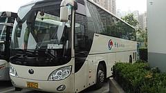 舟山到上海旅游大巴<单程车票,豪华座椅,车子整洁、干净>