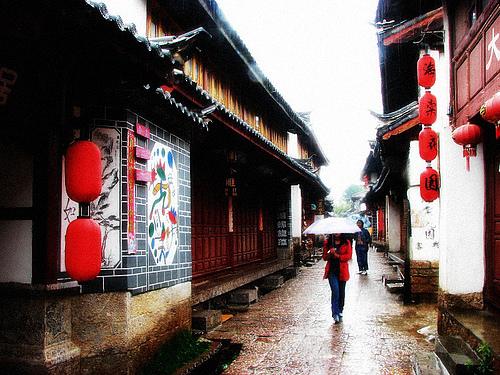 丽江旅游小常识——丽江的气候