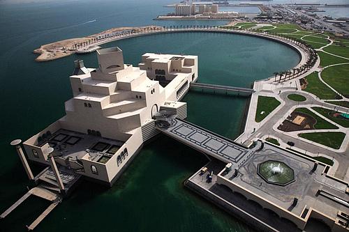 卡塔尔多哈伊斯兰艺术博物馆
