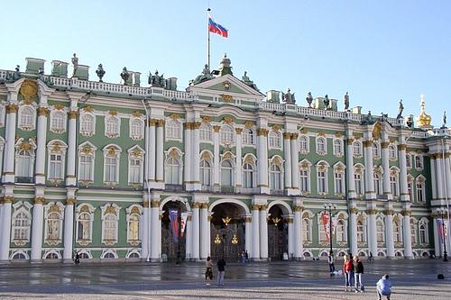 俄罗斯圣彼得堡市埃尔米塔什博物馆