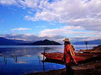 泸沽湖—遗忘那最初的开始