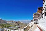 中国西藏拉萨布达拉宫