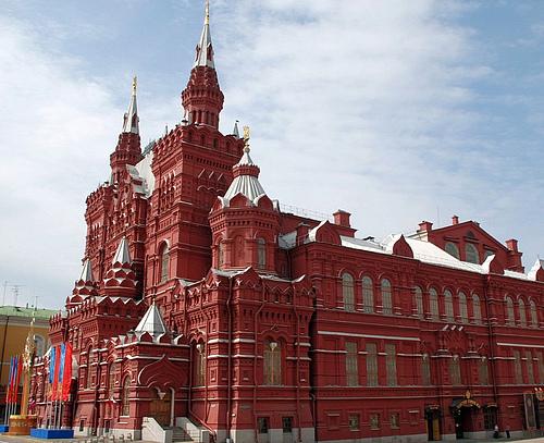 俄罗斯莫斯科国家历史博物馆