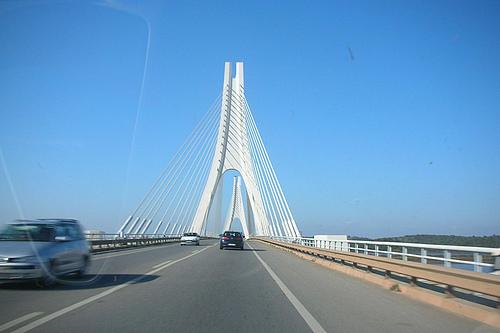 葡萄牙波尔蒂芒阿拉德河大桥