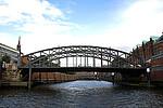 德国汉堡易北河布鲁克斯大桥