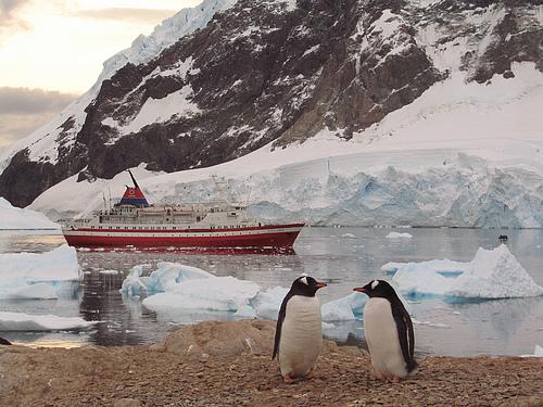 有多远走多远-南极-今生最远