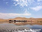 巴丹湖营地风景壮丽 文化建设如火如荼