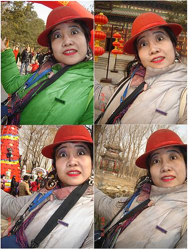 我的嫽美绚烂斑斓的北京圆明园皇家庙会翱翔