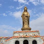 上海到普陀山二日跟团游<三星住宿,豪华大巴>