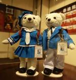 泰迪熊的展览会~~巨可爱~~赞!!!