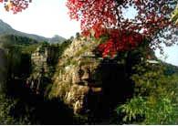 苍岩山风景区