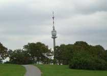 多瑙公园和多瑙塔