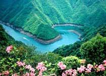 天河景区(浙东大峡谷)