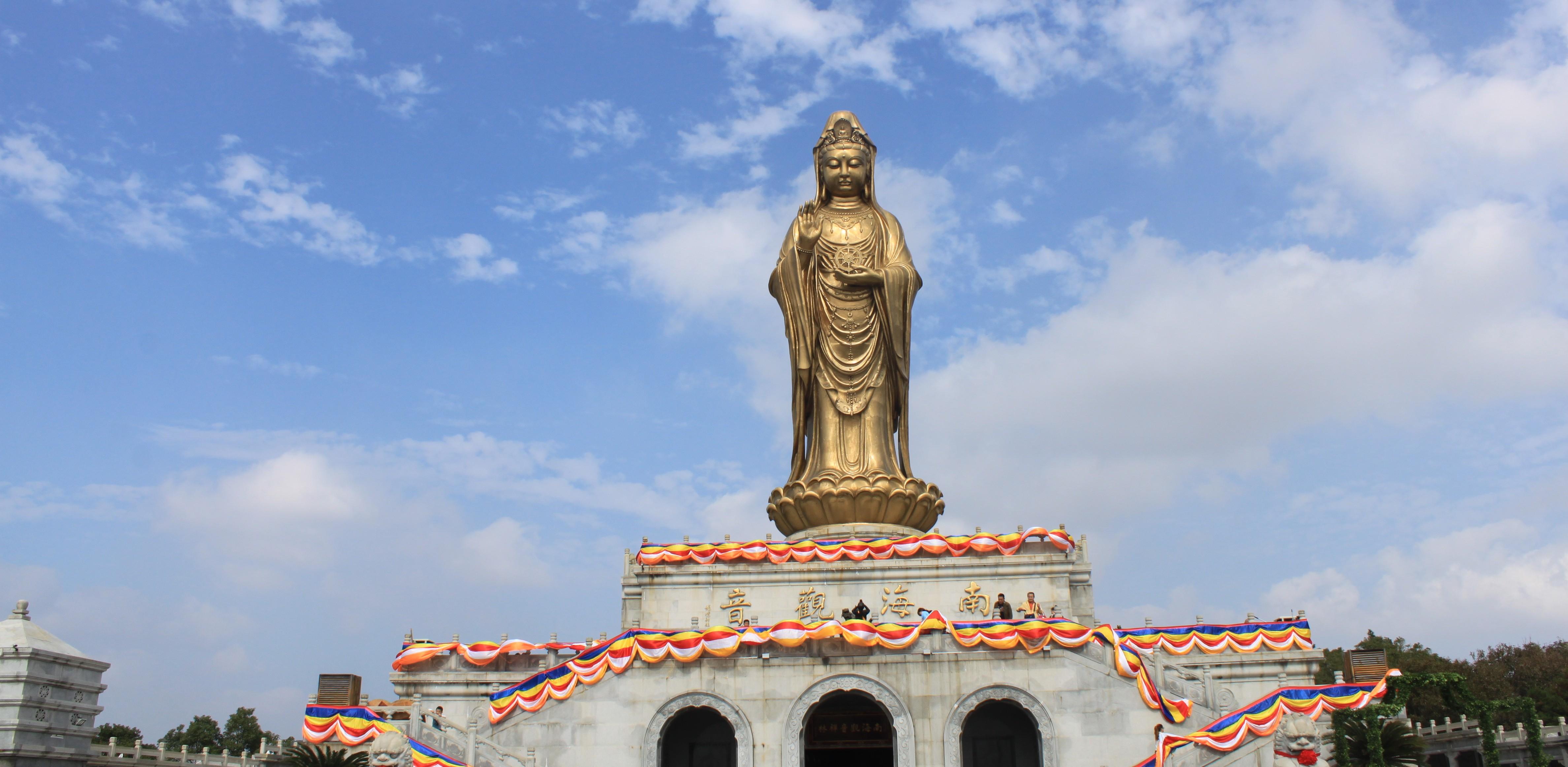 上海往返普陀山旅游大巴车票<黄浦旅游集散站取票、上车,婴幼儿也需买票>